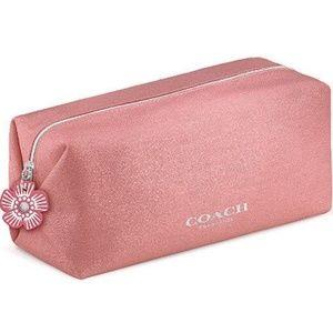 Coach Floral Blush Makeup Bag
